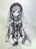 APH Black bride by Belarusi-Project