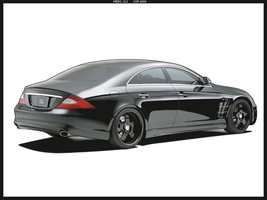 Merc CLS by Cop-creations