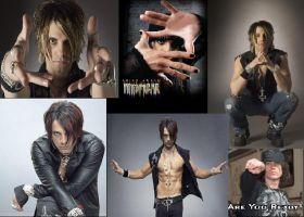 Criss Angel by xxblondexfreakxx
