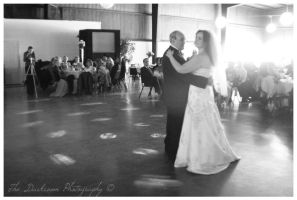 Dancing With Her Daddy by TheDarkRoom-Photo