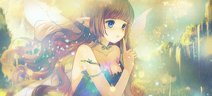 Bright Fairy by TenshiMarii