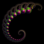 Simple Spiral by Aexion