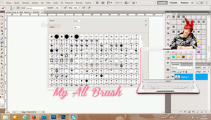 My All Brush Part 2 by 4ever29