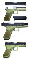 Glock 18c by smilie5768