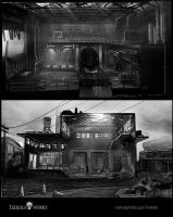 scenes-5 Deadlight by LuisTomas