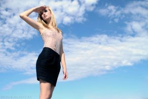 Fashion - Viewpoint: Color by model-brielle