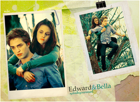 Edward and Bella by soleu2