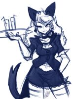 Cheshire Charlotte by AndrewDickman