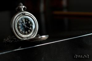 My Father's Pocket Watch by Amoakk