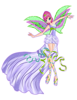 Tecna Season 5 Harmonix by magicalcolourofwinx