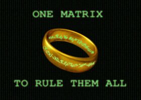 One Matrix to rule them all by m0j0ca