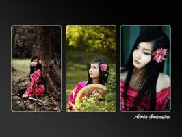 Alodia Gosiengfiao Wallpaper by left-of-nothing