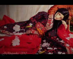 All Red 4 by J-Rhapsodies