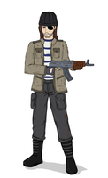 Mosin humanized by glue123