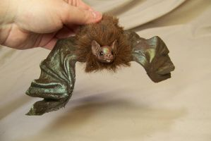 poseable bat clip 2 by AmandaKathryn