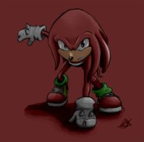 Knuckles by Diyne