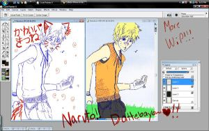 More Wip- Naruto by Callisto-Hime