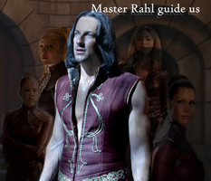Master Rahl and his Mord Sith by Demons-rise