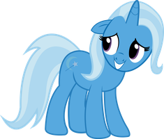 Awkward Trixie Vector by Npm98