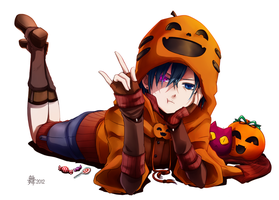 Pumpkin Ciel by RCookies