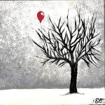 red balloon by atinyrocket