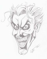 Joker by Hyperdogproductions