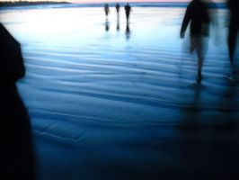 Time Passes in Ripples of Sand by AndSometimesWhy89