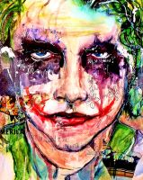 The Joker by Th3-C0unt3ss