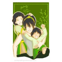 The Beifong Girls by PentaghastRogue