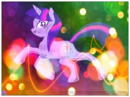 Party Twilight! by ravenaudron