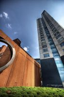 Beetham Tower 3 by spr33