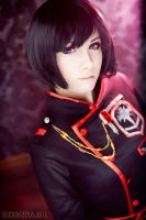 DGM: Lenale Lee 3rd Uniform. by Otohime-Hina