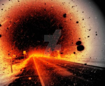 Highway to Hell edited by in-the-meadow