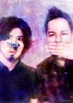 Taka And Masato by foreversus