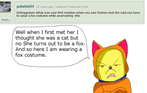 DxDoggymon question 03 by HeroHeart001