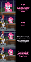 Pinkie Says Goodnight - What Rhymes With Zebra? by Undead-Niklos