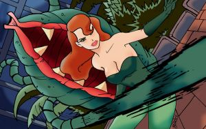 Poison Ivy by bleyerart