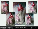 Autumn Mucha Pack 4 by mizzd-stock