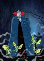 DRACULA   blood is family by Chadfuller