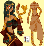 [CLOSED] CYOP Snake Charmer Belly Dancer by MisterButtons