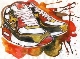 Nike Air Max by Alexandra-Mad