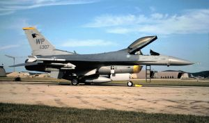80th Fighter Squadron Jet by F16CrewChief