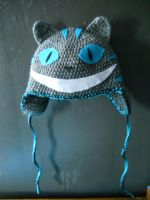 Crochet Hat Cheshire Cat by Twitcorn