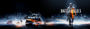 BF3 Wallpaper Soldier Right -Dual Monitor- by wirrew
