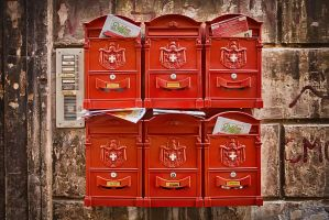 Postboxes by sandas04