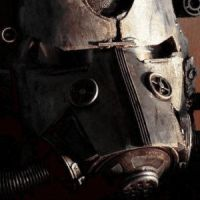 Brotherhood of Steel helmet by Dezelith