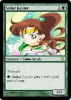 Sailor Jupiter by SdazVarence