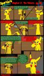 Chapter 2: The Return: pg: 20 by Pikaturtle