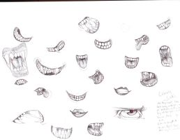 Mouth practice by Shane-Twilight