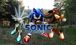 Sonic next gen wallpaper by silversonic2000